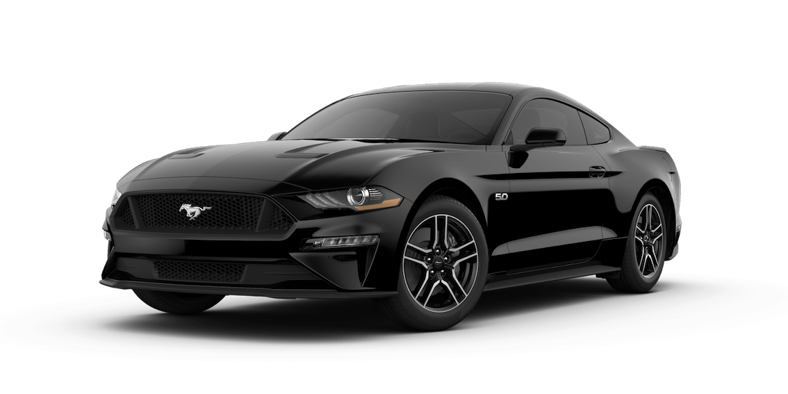 Ford Mustang 2018 Shadow Black