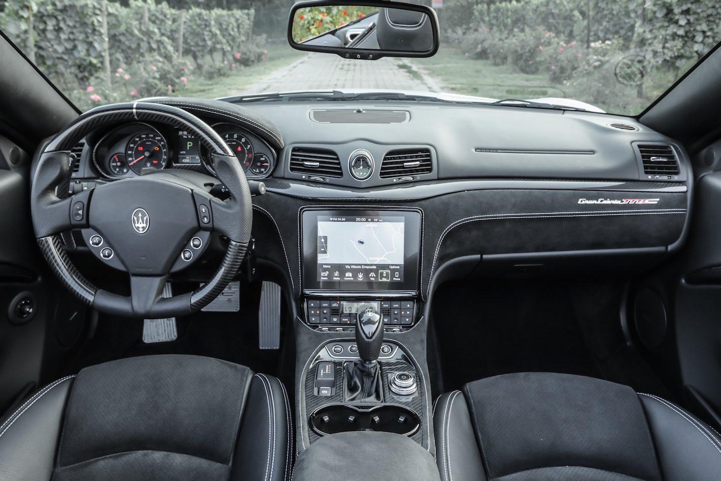 Maserati GranCabrio 2018 MC