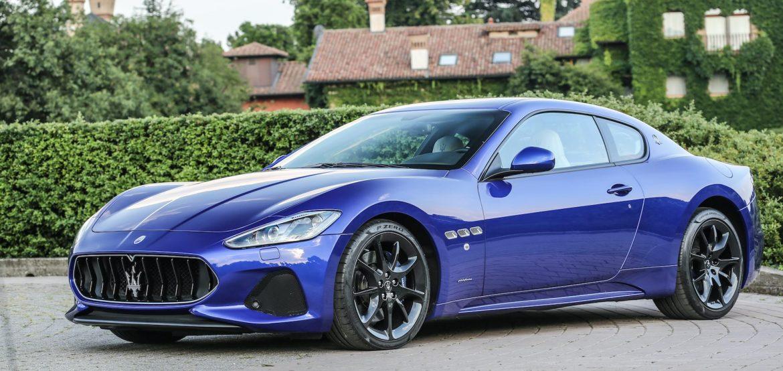 Maserati und Monaco