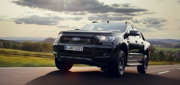 Ford Ranger Black Edition 2017