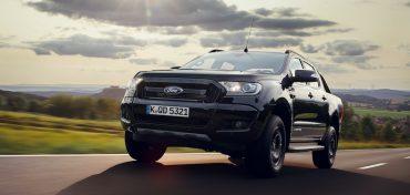 Ford Ranger Black Edition 2017
