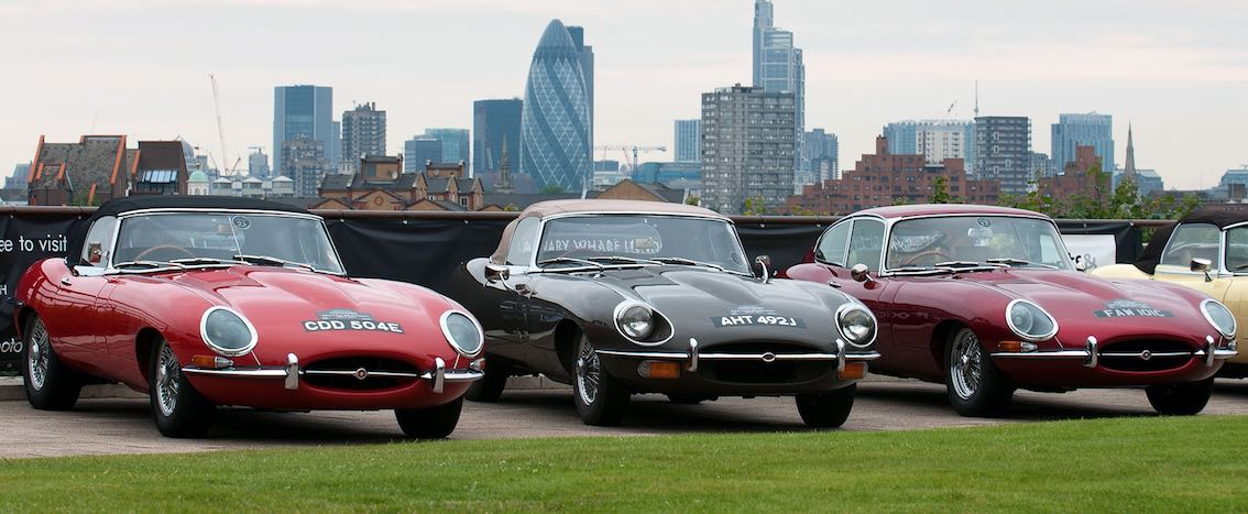 Jaguar E-Type 3