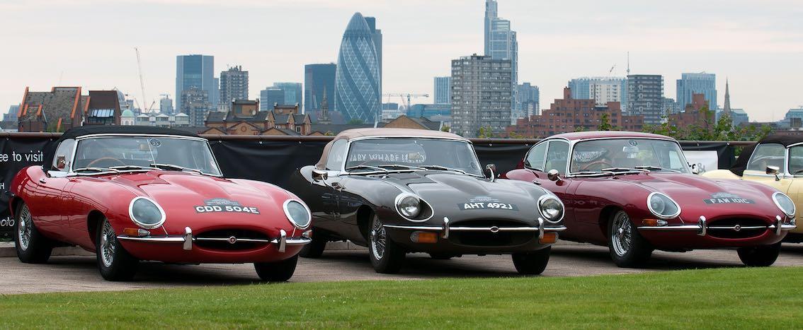 Jaguar E-Type 3