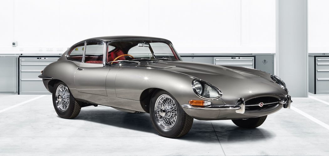 Jaguar E-Type 6
