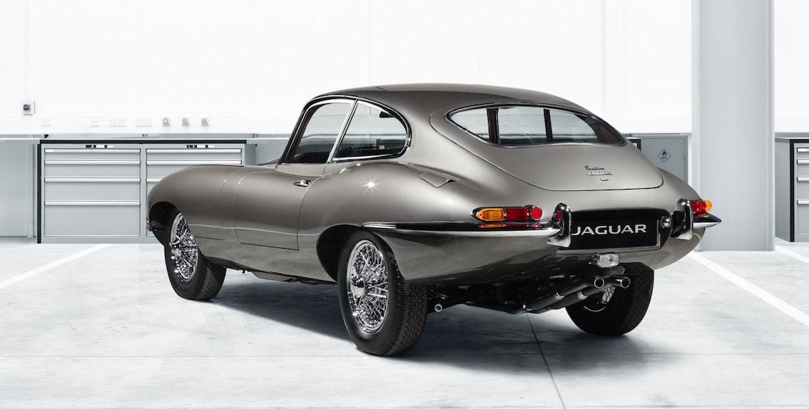 Jaguar E-Type 7
