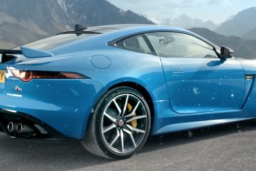 Jaguar F-Type SVR 2018