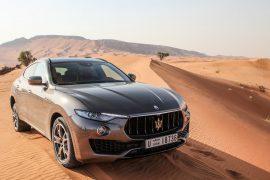 Maserati Levante 2018 Facelift