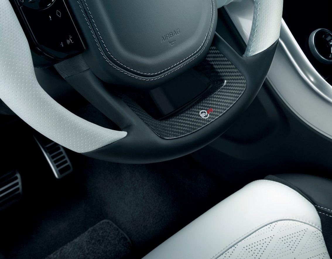 Range Rover Sport SVR 2018 Lenkrad