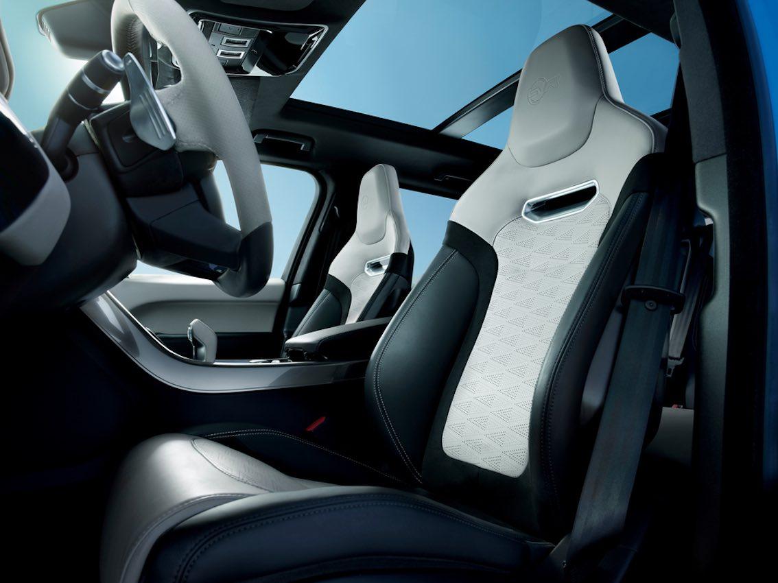 Range Rover Sport SVR 2018 Sitze
