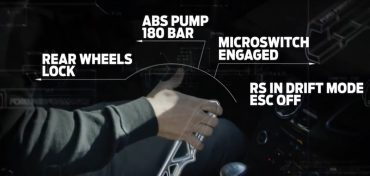 Drift Stick Ford Focus RS