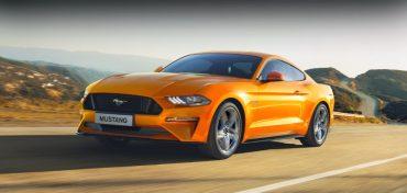 Ford Mustang 2018 Preisliste