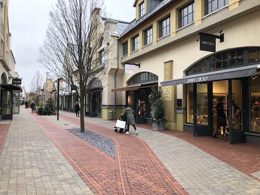 Geöffnete Türen Ingolstadt Village