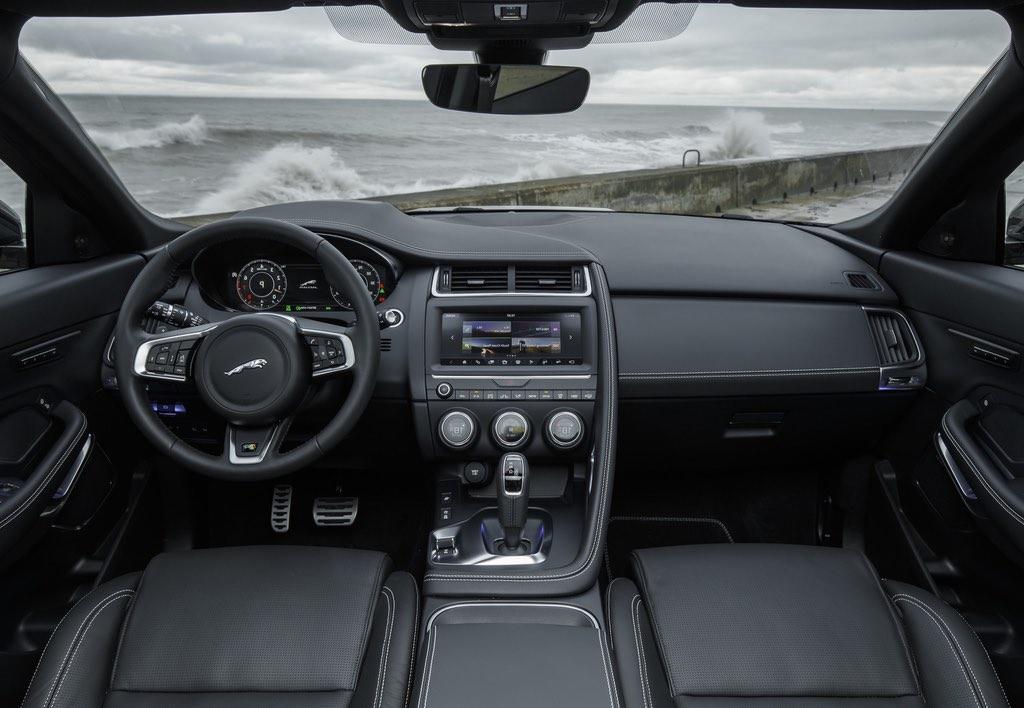 Jaguar E-Pace Innenausstattung
