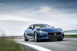 Maserati Ghibli 2018 Blau GranSport