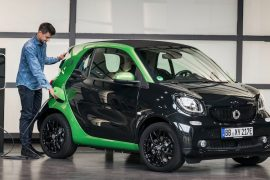 Smart Electric Drive Modelljahr 2017 453