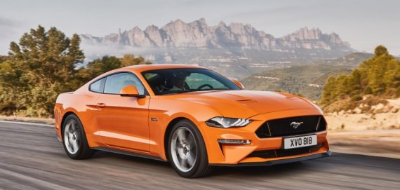 Ford Mustang Trend Report 2018