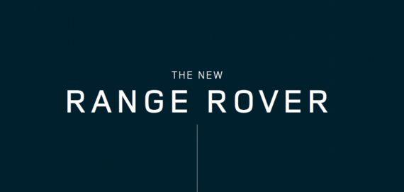 Der neue Range Rover 2018