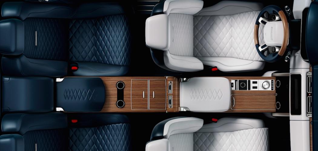 Land Rover SV Concept