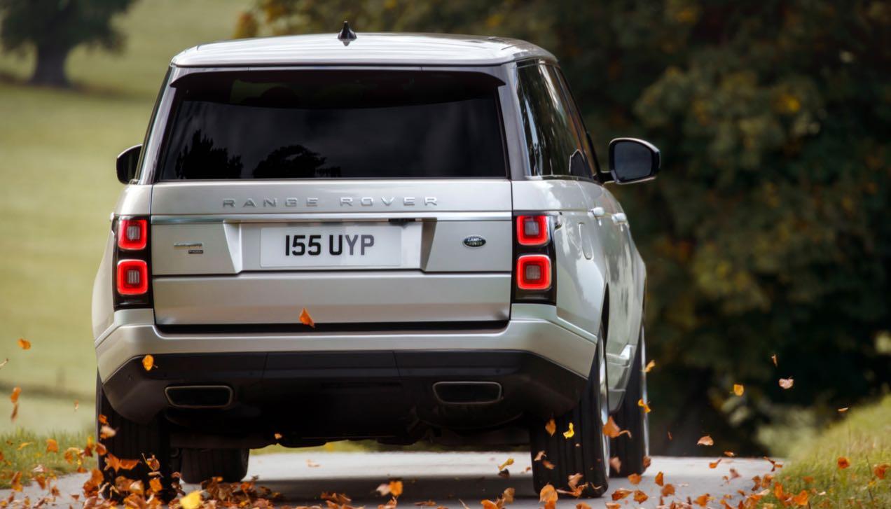 Range Rover 2018 Heck