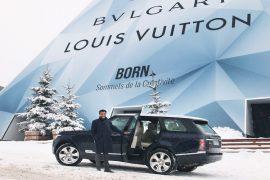 Range Rover Luxus