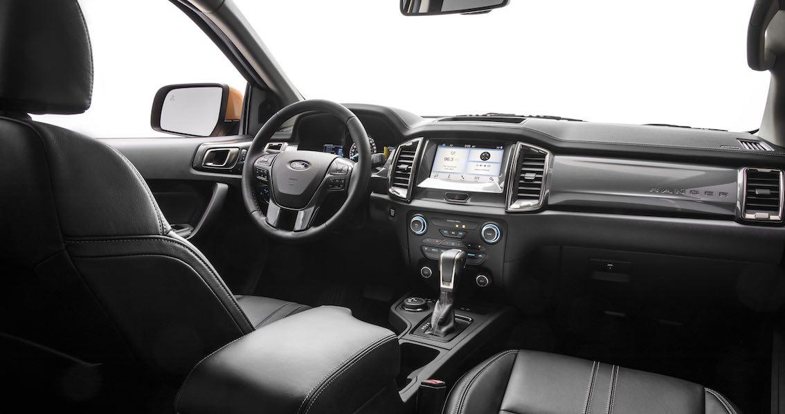 Ford Ranger Innenausstattung