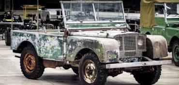 Rostumwandler für Land Rover Defender