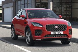 Jaguar E-Pace Leasing