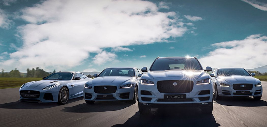 Jaguar Performance Leasing