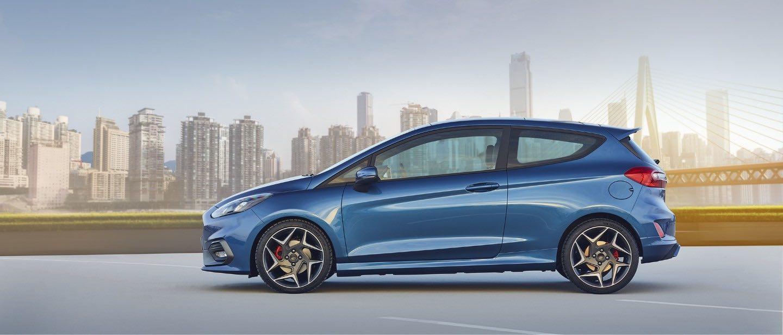 Ford Fiesta ST 2018 Seite