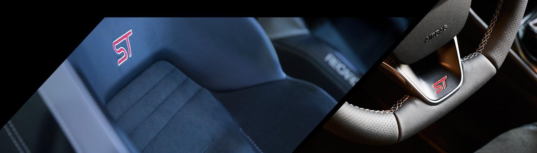 Ford Fiesta ST Lenkrad