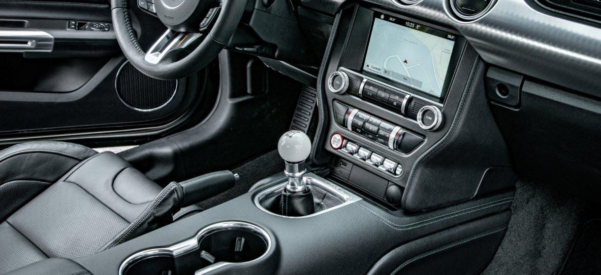 Ford Mustang 2018 Innenausstattung