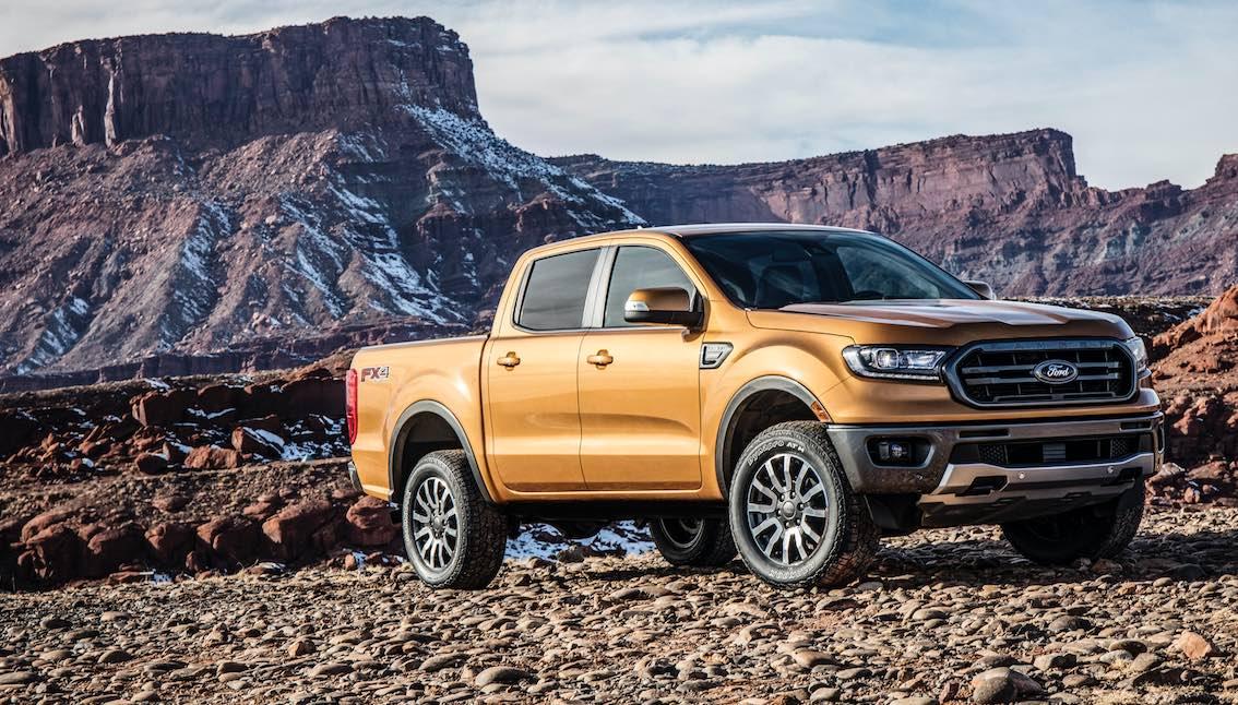 Ford Ranger 2019 FX4