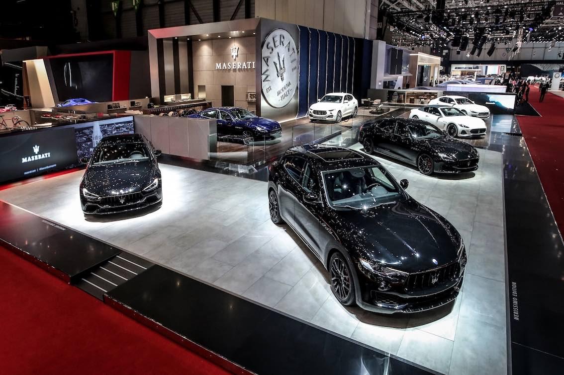 Maserati Genf Motorshow 2018