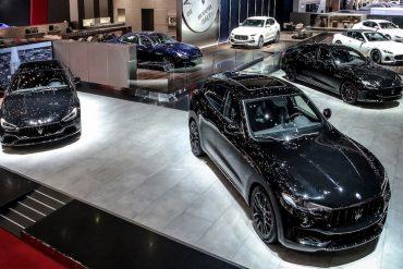 Maserati Nerissimo