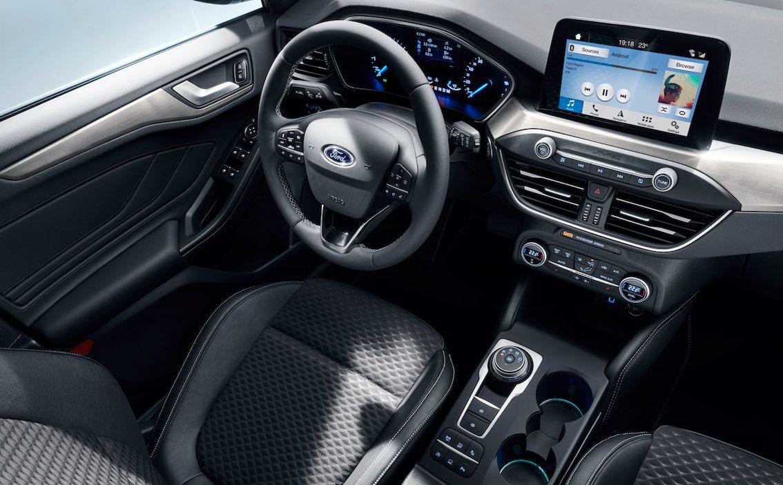 Ford Focus 2019 Innenausstattung