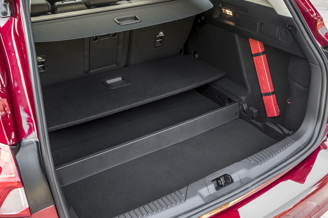 Ford Focus Vignale 2019 Kofferraum ladeklappe