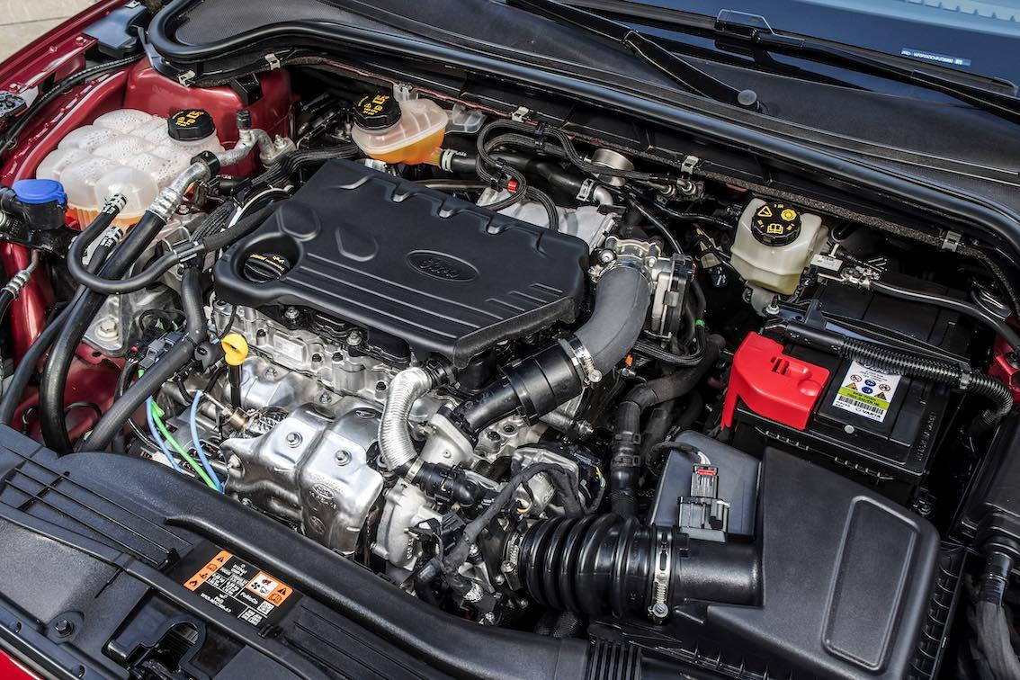 Ford Focus Vignale 2019 Motor