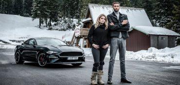 Ford Mustang 2018 Gruen