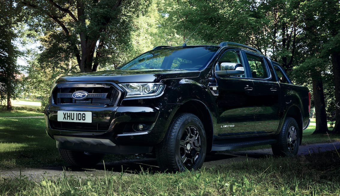 Ford Ranger Wildtrak Black Edition