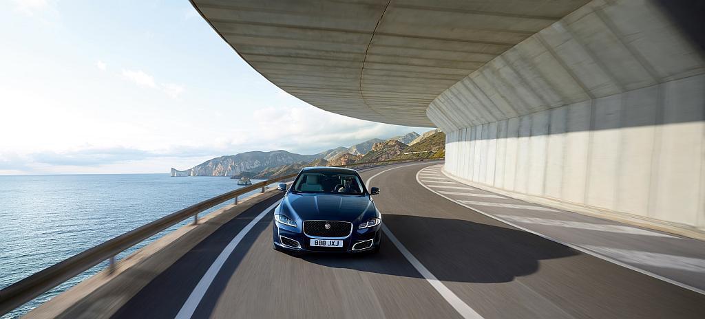 Jaguar XJ50 vorne