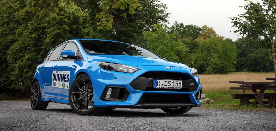 g nstiges leasing f r den ford focus rs 2018 allrad. Black Bedroom Furniture Sets. Home Design Ideas
