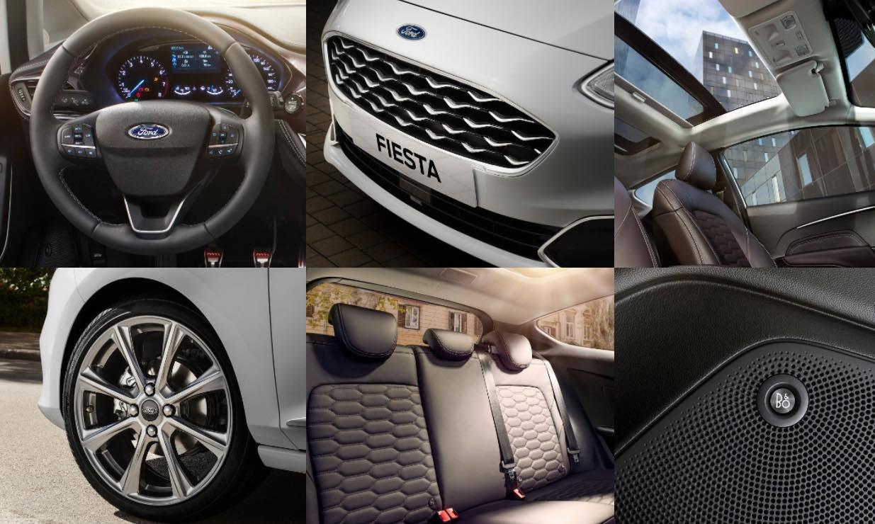 Ford Fiesta 2018 Vignale