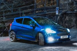 Ford Fiesta ST 2018 Video