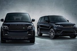 Range Rover Shadow Edition
