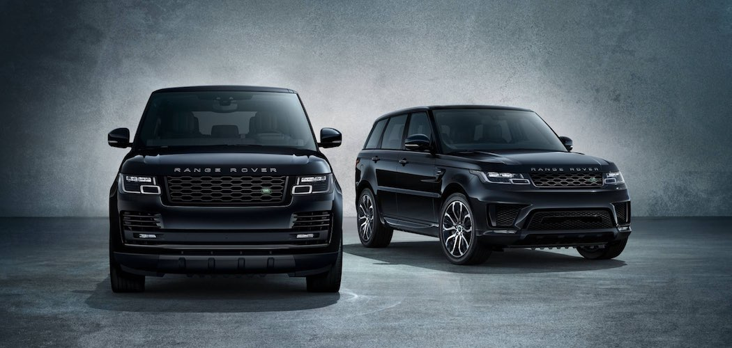 Range Rover Shadow Edition