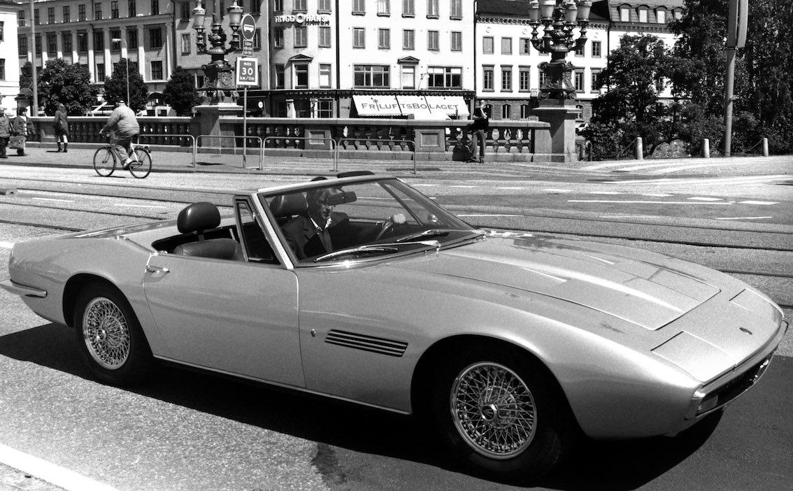 Maserati Ghibli Cabrio