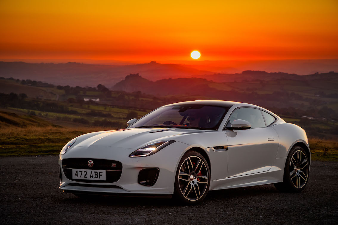 F-Type Chequered Flag Special Edition