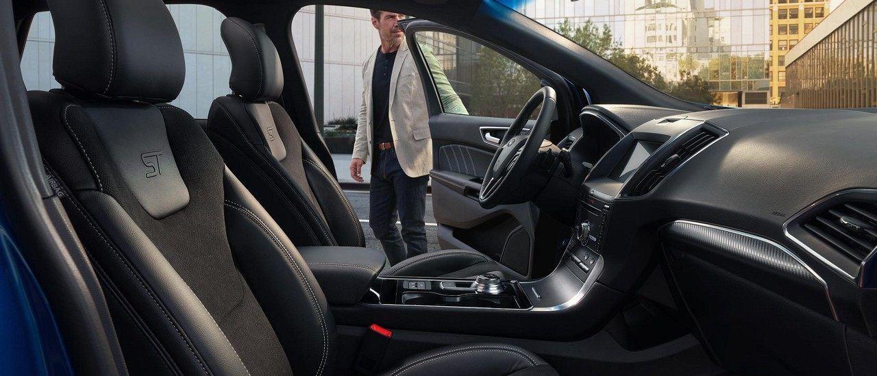 Ford Edge 2019 ST Line Innenausstattung