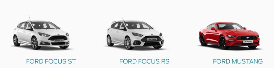 Ford Performance Edition