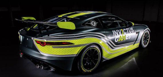 Jaguar F-Tpye GT4